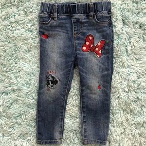 Disney GAP toddler jeans